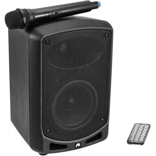 Omnitronic Mini-WAMS 065 BT Tragbares PA-System (Mini-pa System)
