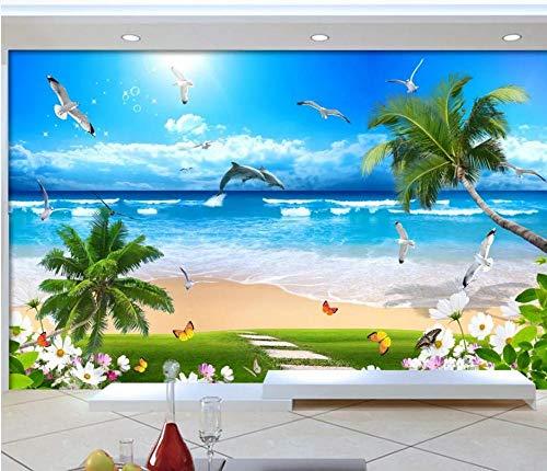 Un papel tapiz es a menudo uno de los elementos más importantes en las decoraciones de la pared. Le da a la habitación un ambiente agradable y la oportunidad de cambiar la habitación con diferentes piezas de acento.   IMPORTANTE   El conjunto no incl...