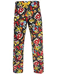 Hommes - Official - The Simpsons - Pantalons De Détente