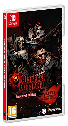 Darkest Dungeon Ancestral Edition pour Nintendo Switch