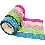 Bandes Ruban adhésives, Kolylong Diy Deco Chambre Tape 5x Washi Papier Collant Masking DéCoratif ...
