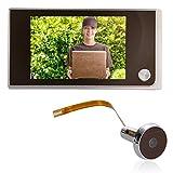 Bonega 3.5 'LCD 120 grados Visor de la puerta Visor de mirilla Camara ancha Digital
