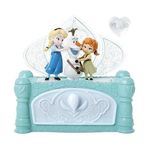 Unbekannt Die Eiskönigin Box a Schmuck Musikalische Englische - Musikalische Schmuck-box
