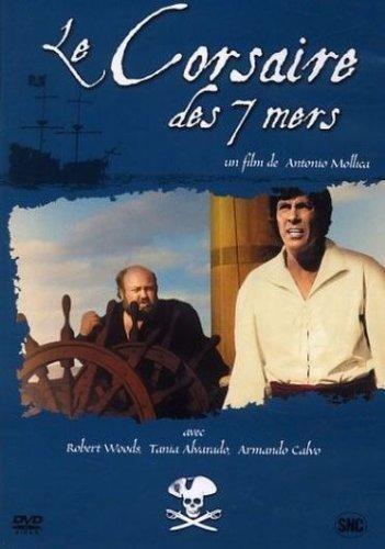 il corsaro / le corsaire des 7 mers dvd Italian Import by robert woods