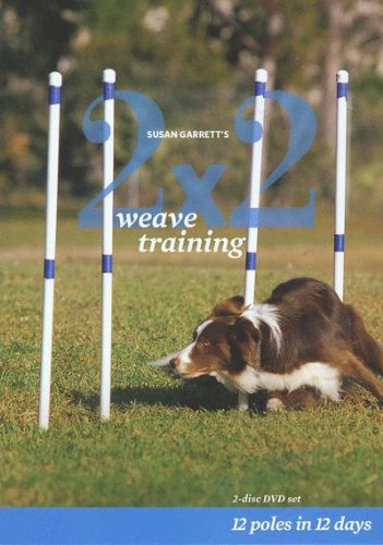 2×2 Weave Pole Training DVD  – Review