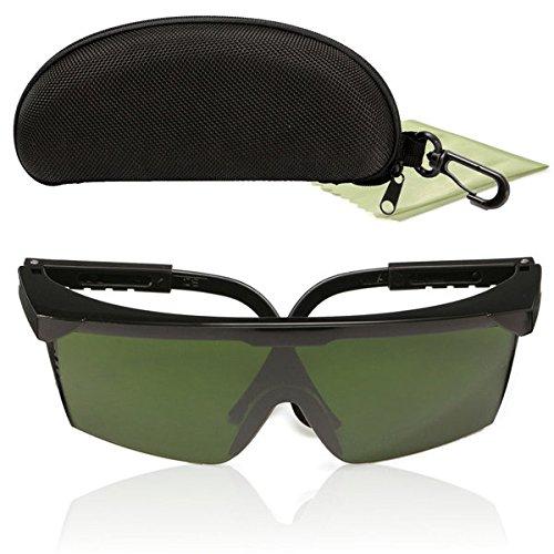 Preisvergleich Produktbild Fash Lady 360nm-1064nm Laser Schutzbrille Brille IPL-2 OD + 4D für Laser