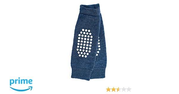 kbT mit Stoppern Krabbelschoner Jeans 100/% Wolle Hirsch Natur
