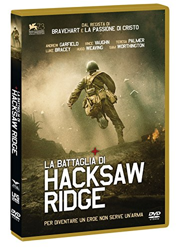 Dvd - Battaglia Di Hacksaw Ridge (La) (1 DVD)