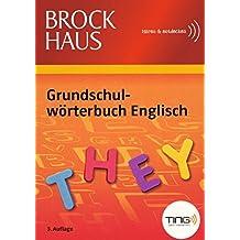 TING: Grundschulwörterbuch Englisch: 1.400 Stichwörter, 35 Bild-Themenseiten