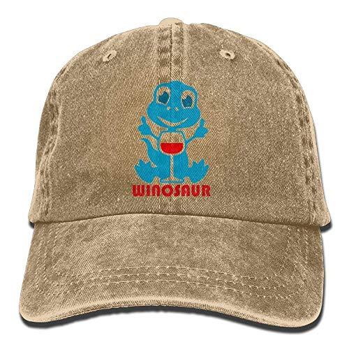 ts Adjustable Cowboy Cap Denim Hat for Outdoor ()