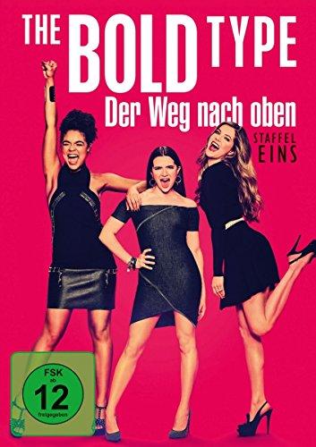 The Bold Type: Der Weg nach oben - Staffel eins [3 DVDs]