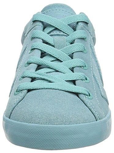 Hummel - Hummel Deuce Court Womens Lo, Sneaker Donna Verde (Grün (Mint 6719))