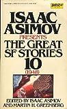 Asimov & Greenberg : Isaac Asimov Presents the Great Sf:10 (Daw science fiction)