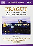Naxos Scenic Musical Journeys Prague A Musical Tour of the City's Past and Present [Alemania] [DVD]