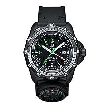Luminox Herren-Armbanduhr XL Analog Quarz Plastik 8831.KM