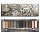 Ud Naked Smoky Eyeshadow Palette 100% Au...