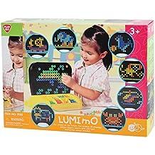 PlayGo 2120–lumimo Jeu, à piles, 240Pièces