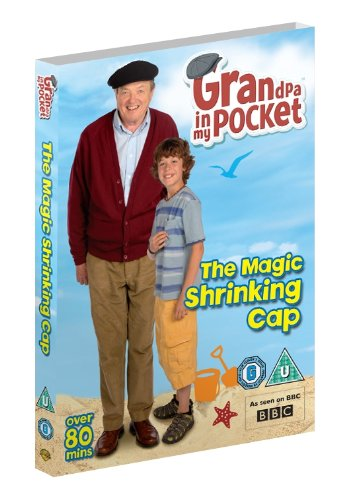 Series 1, Vol. 1: The Magic Shrinking Cap