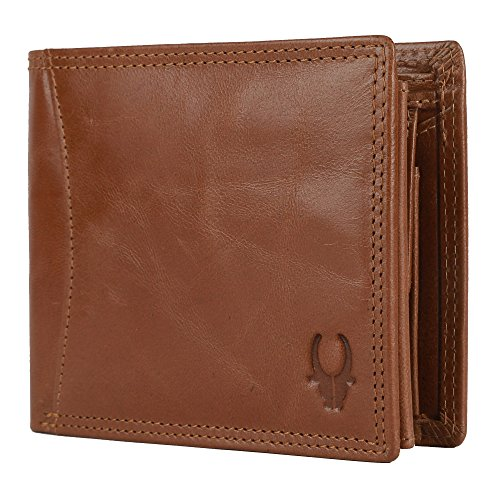 WildHorn Tan Men's Wallet (WH1173)