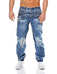 CIPO & BAXX - C-1061 - Regular Fit - Men / Herren Jeans Hose