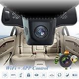 dash camera Versteckte Auto HD 1080 P WIFI DVR Fahrzeug Kamera Video Recorder Dash Cam Nachtsicht