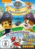 DVD Cover 'Paw Patrol - Der Piratenschatz