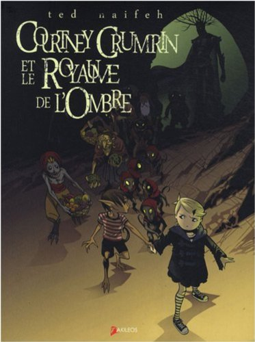 Courtney Crumrin - tome 3 Le royaume de l'ombre (3)