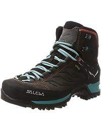 Salewa Women's Ws Mtn Trainer Mid Gore-Tex High Rise Hiking Shoes