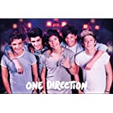 GB eye 61 x 91.5 cm One Direction On Stage Maxi Poster, Assorted