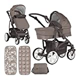 Lorelli 10021021840 Passeggino combinata Arizona Beige Lorelli