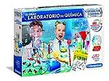 Ciencia y Juego Science et Jeu - Le Grand Laboratoire de Chimie (Clementoni 55323)