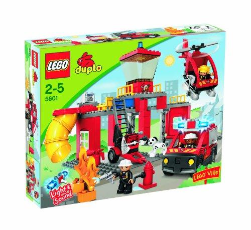 LEGO-DUPLO-LEGOVille-5601-Fire-Station