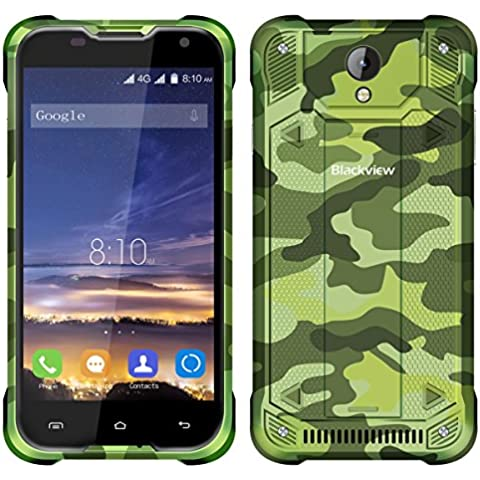 Blackview BV5000 5,0 Pollici Android 5,1 Lollipop IP67 Impermeabile /