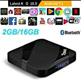 Best Android Smart Tv Boxes - RKTech™ Tanix TX3 MAX Android 7.1, Android TV Review
