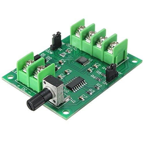Doradus 5V-12V DC Brushless Motor-Treiberplatine Controller für Festplatten-Motor 3/4 Draht (Miniatur-dc-motor)