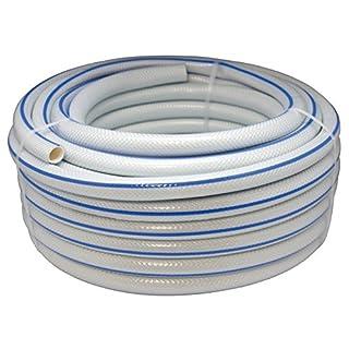Aqua Control 51925-Gartenschlauch, 19x 25m, weiß