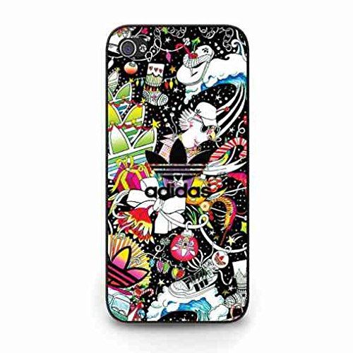 Adidas Phone Coque,Coque For iPhone 5c,Hard Plastic Phone Coque,Adidas Logo Phone Coque,Adidas iPhone 5c Phone Coque