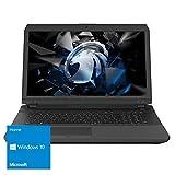 KCSmobile Gaming [181136] - Notebook mit Intel Core i7 6700HQ 4x2.6 GHz   43.9 cm (17.3') FullHD Display   16 GB DDR4...