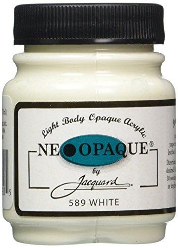 Jacquard Produkte 2,25oz Neopaque Farbe, weiß (Antique White Paper)