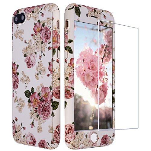 b45f6130e09 Funda iPhone 7 Plus/8 Plus + Protector de pantalla iPhone 7 Plus/8