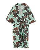 Zara Femme Tunique texturée à imprimé fleuri 2878/164