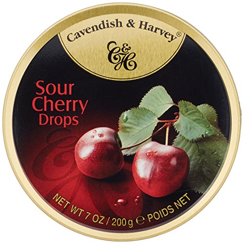 Cavendish & Harvey - Kirschen Drops - 200 GR