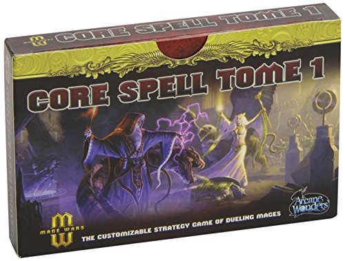 Arcane Wonders 1011 - Mage Wars Core Spell Tome