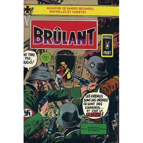 Brûlant - recueil n° 779 - Oiseau de mort