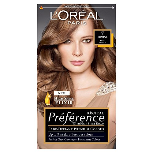 loral paris preference hair colour rimini - Coloration L Oreal Caramel