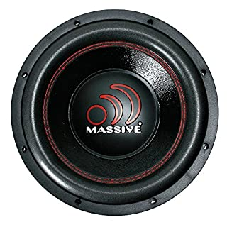 Autostyle MS GTX104 Subwoofer, 10-inch