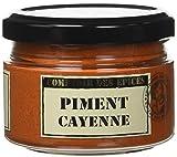 Comptoir des Epices Piment de Cayenne 60 g - Lot de 3