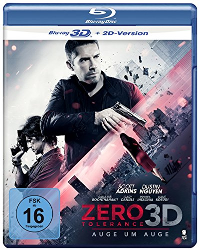 Bild von Zero Tolerance - Auge um Auge [3D Blu-ray + 2D Version]