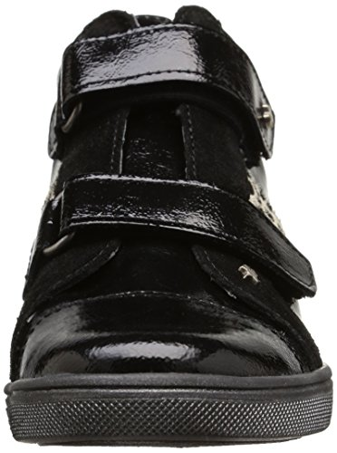 Babybotte Kiran, Sneakers Hautes fille Noir (225 Noir)