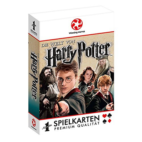 Playing Cards: Harry Potter [Edizione: Germania]
